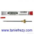 Frez grawerski płaski do plastiku ZEC - A2190