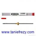 Frez grawerski płaski do plastiku ZEC - A4150