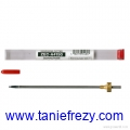 Frez grawerski płaski do plastiku ZEC - A4190