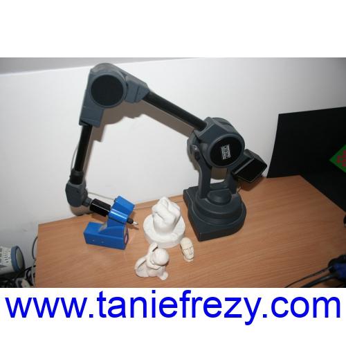 W Ultra Skaner 3D Microscan TQ32
