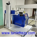 Znakowarka laserowa Grawostar Laserman eXpress - laser do stali i ABS